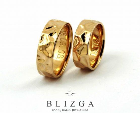 Vestuviniai žiedai Aestuo