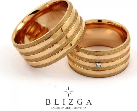 Vestuviniai žiedai Aeternus