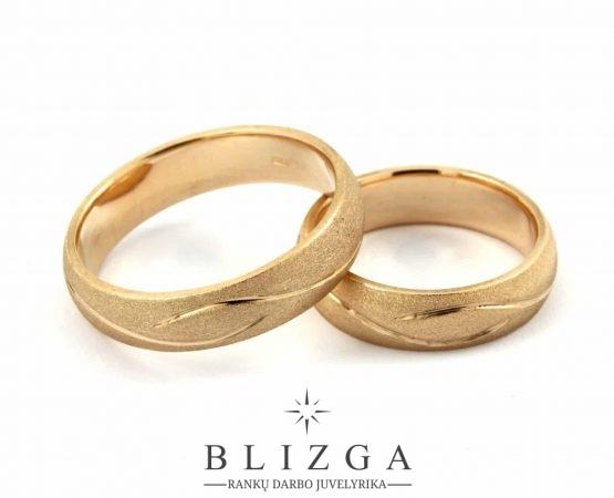 Vestuviniai žiedai Fortitudo