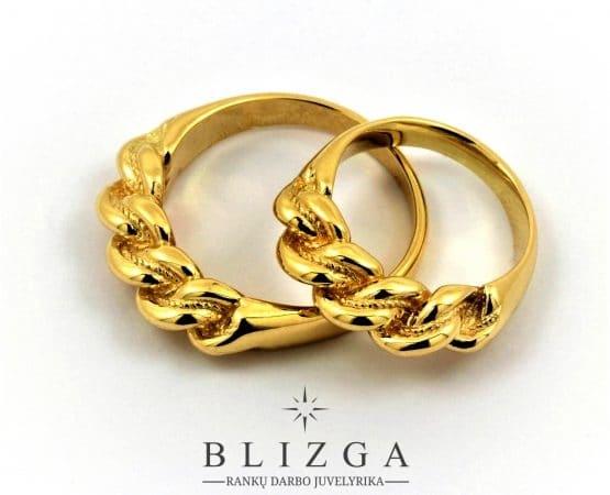 Vestuviniai žiedai Amo
